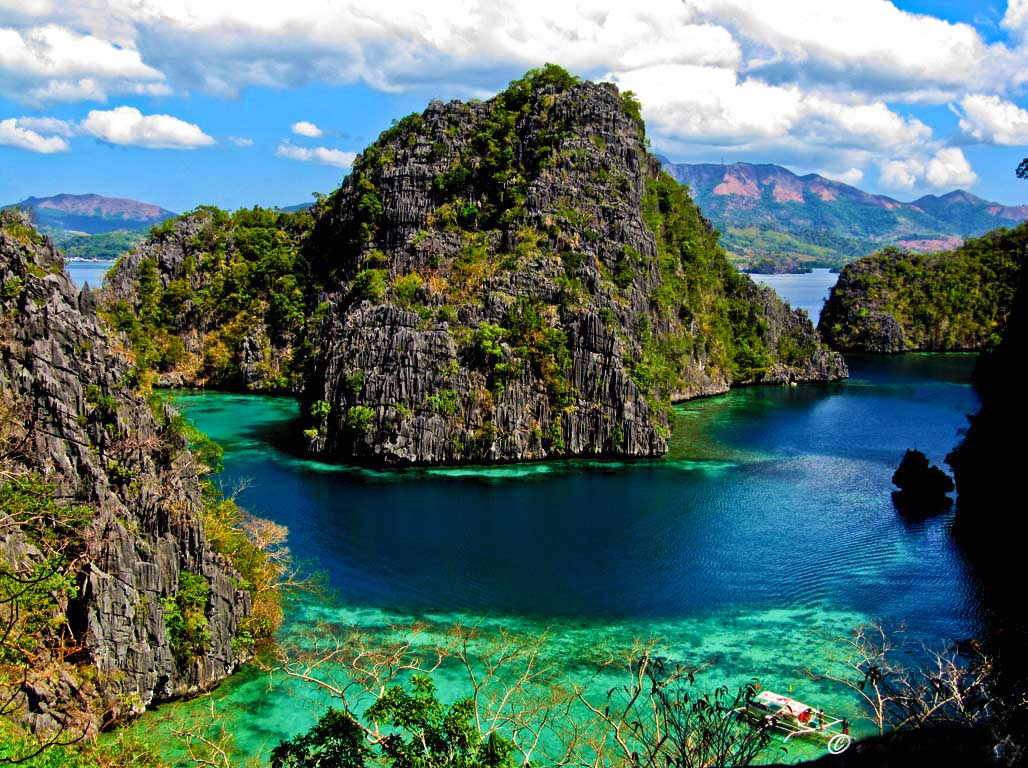 Tour du lịch Philippines-Palawan với AtoZ Travel
