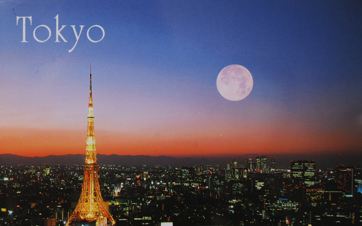 Tokyo-Tower-Famous-Monument-of-japan