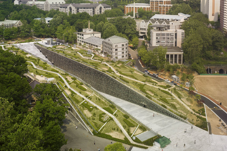 EWHA-Womans-University-Dominque-Perrault-Architecture-4