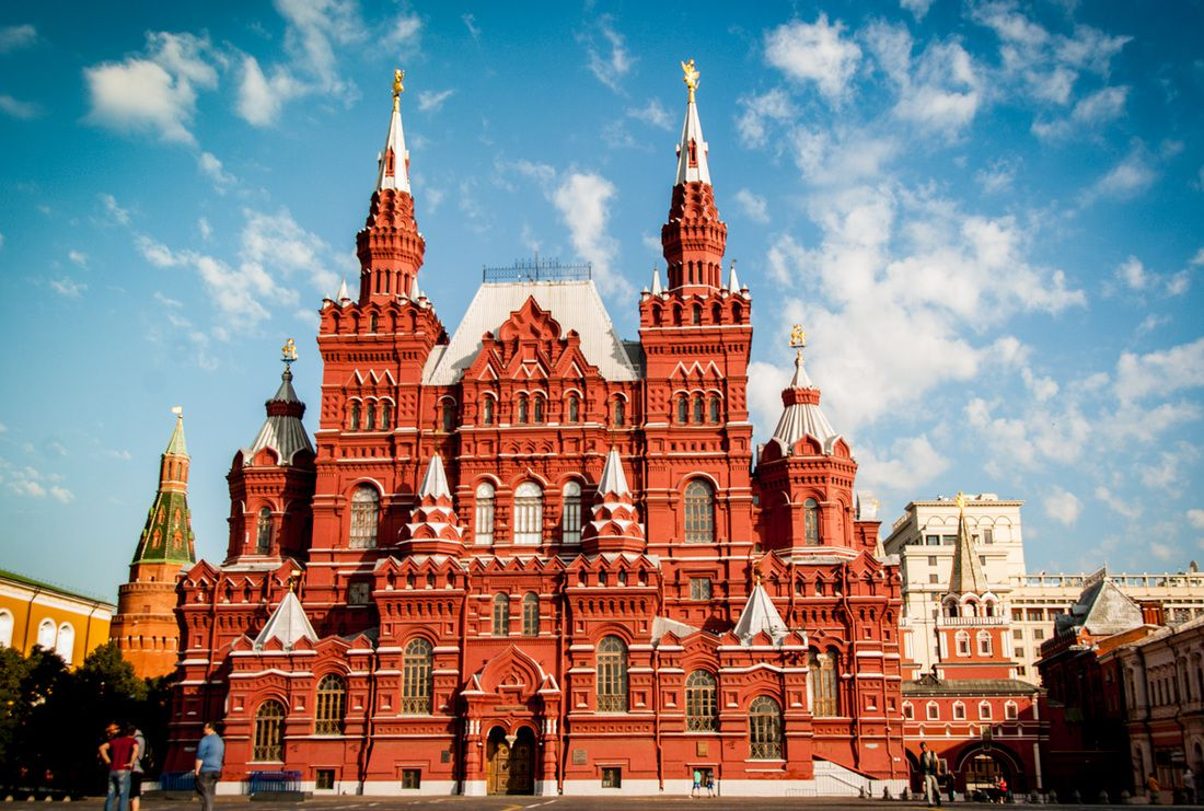 Russia-Moscow-RedSquare
