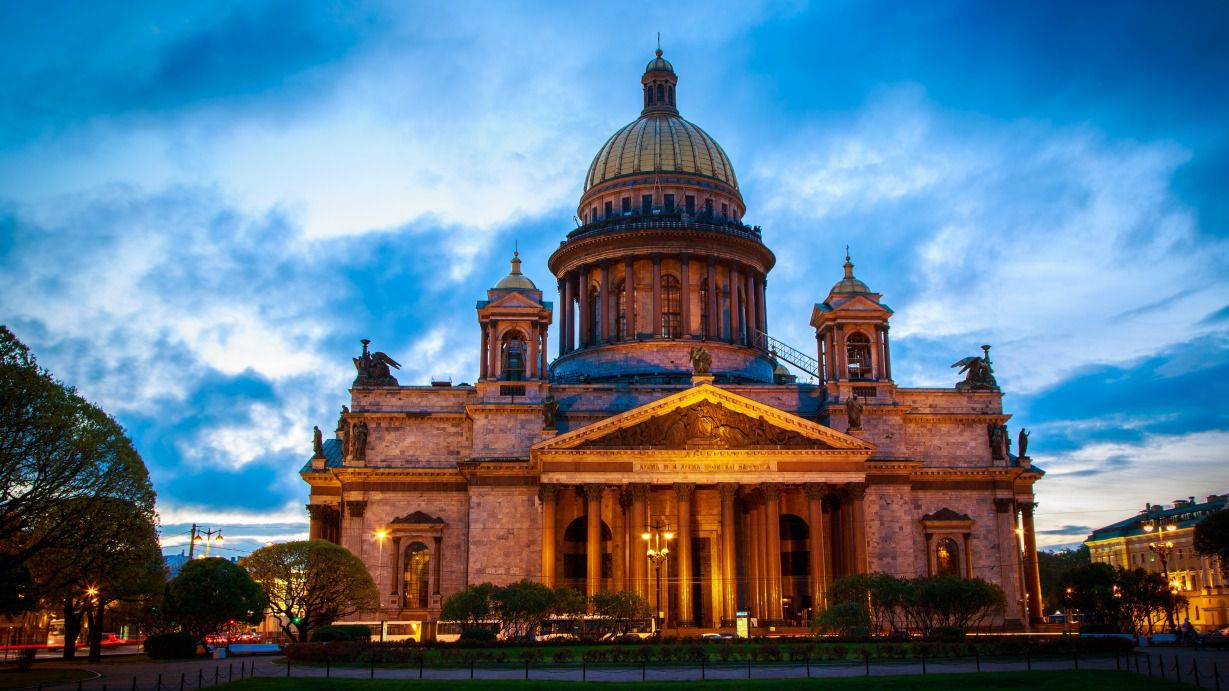 Russia-StPetersburg-Isaacs-Cathedral